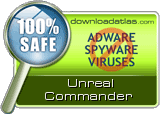 Unreal Commander have no viruses!